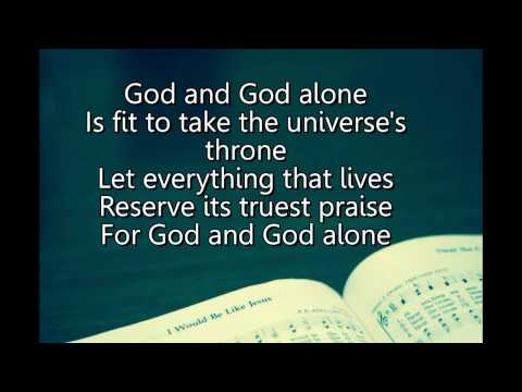 Passion god and god alone audio ft chris tomlin