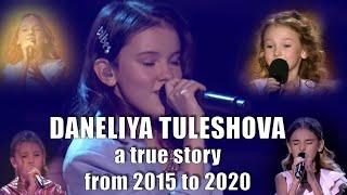 Daneliya Tuleshova - a true story from 2015 to 2020
