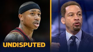 Chris Broussard talks Isaiah Thomas trade and his future with the Los Angeles Lakers   UNDISPUTED