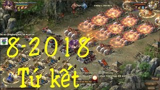 Công thành xưng đế  - Tứ kết Lôi đài tháng 08 - 2018 ( NguoiPhanXu vs SirNeo2582)