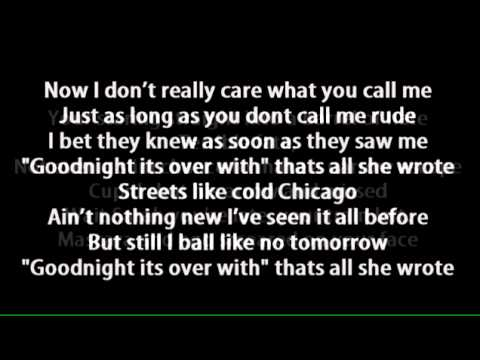 T.I ft. Eminem - That's All She Wrote With Lyrics (dirty)
