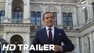 Johnny English Strikes Again | Official Trailer 1 (Universal Pictures) HD