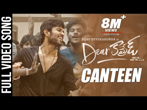 Dear-Comrade-Movie-Canteen-Video-Song
