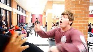 White Boy Embarrasses Hood Kid In A Rap Battle (FULL TIK TOK VIDEO) 😲