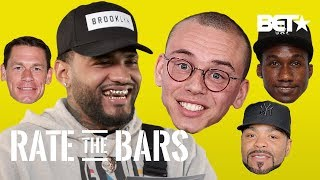 "Joyner Lucas Laughs at Logic's ""Sriracha"" Bars + Method Man, Hopsin, John Cena 