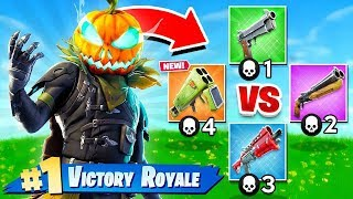 GUN GAME *NEW* Game Mode in Fortnite Battle Royale