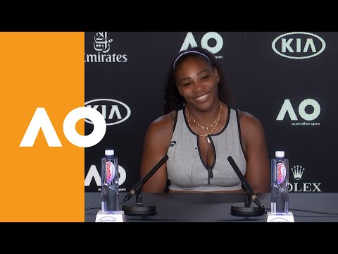"Serena Williams: ""I can still improve and get better""  