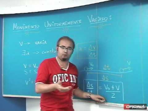 Dica de Física - Movimento Uniformemente Variado