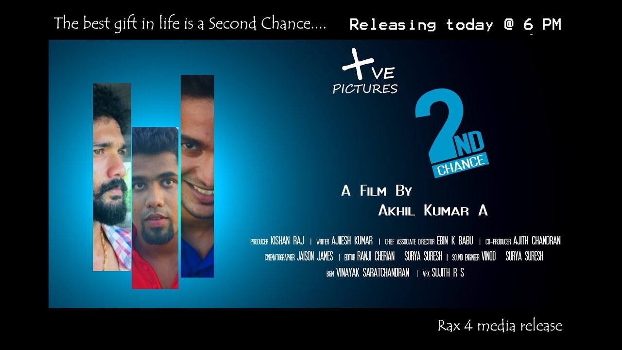comedy short film Second Chance