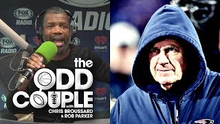 Rob Parker - Bill Belichick is the BIGGEST CHEATER in Sports History (NOT the Greatest Coach)