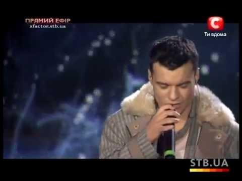 Дуэт Семенов и Павлик - Осколки лета - Валерий Меладзе - Восьмой прямой эфир - Х-фактор 1