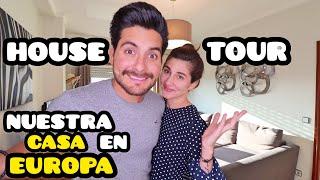 HOUSE TOUR - LES ENSEÑAMOS NUESTRA CASA!!! | Gabriel Herrera