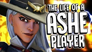 The life of a ASHE player