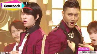 Super Junior - MAMACITA, 슈퍼주니어 - 아야야, Music Core 20140830