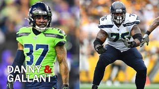 The Seahawks offseason is now relatively drama free. But they've got some tough decisions to make