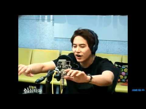 140703 Suju Kyuhyun, Ryeowook RAP - SSTP