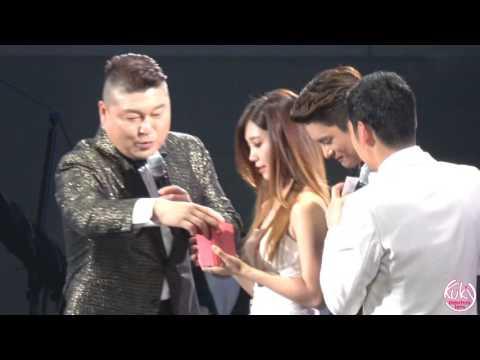 서인국 - 161009일 일산 킨택스 tvN시상식