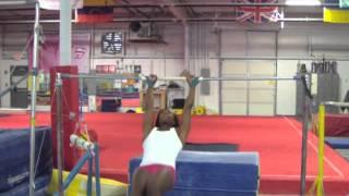 Pole Vault Gymnastics Drills & Workout