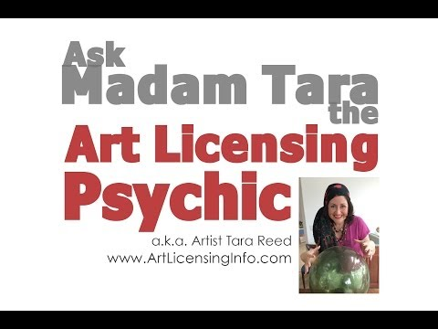 Ask the Art Licensing Psychic