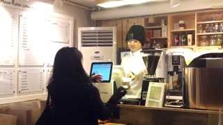 130429 Super Junior Yesung at Mouse Rabbit