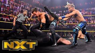 WWE NXT (10/21): Drake Maverick And Killian Dain Vs. Ever-Rise