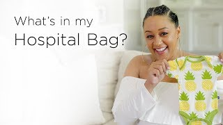 Tia Mowry's Hospital Bag Checklist | Quick Fix