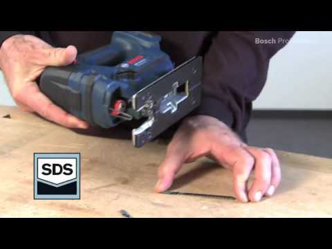 Bosch GST18V-LI 18V Cordless Jigsaw (Body Only) Supplied in l-boxx
