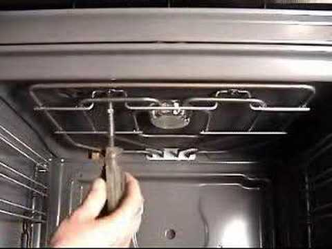 How To Replace Your Grill Element On Bosch Neff And