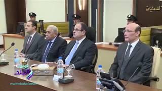 صدى البلد | وزير الداخلية يترأس متابعة تأمين الانتخابات من غرفة ...