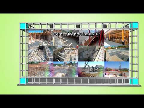 Cement and Concrete products image