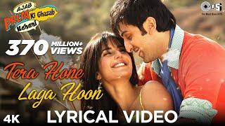 Tera Hone Laga Hoon - Bollywood Sing Along - Ajab Prem Ki Ghazab Kahani - Atif Aslam & Alisha Chinai