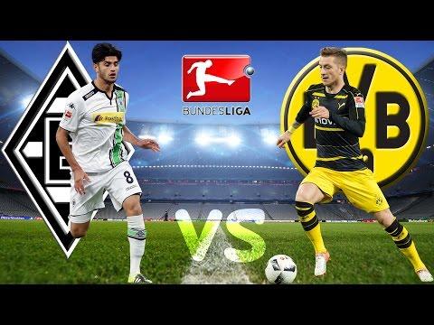 Monchengladbach vs Borussia Dortmund