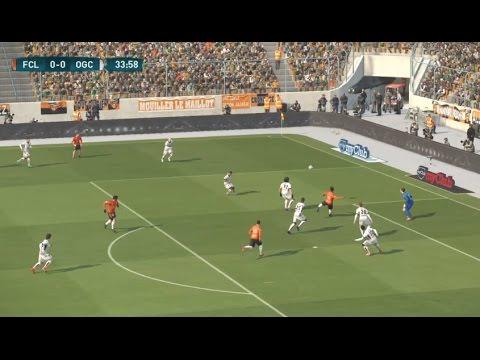 Lorient vs OGC Nice