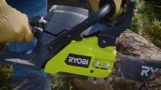 "Video: 2 Cycle 18"" Chain Saw"