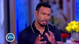 Omari Hardwick On Experience With Police, 'Power' & More | The View