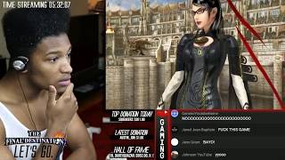 Etika Smash 4 DLC Trailer Reactions