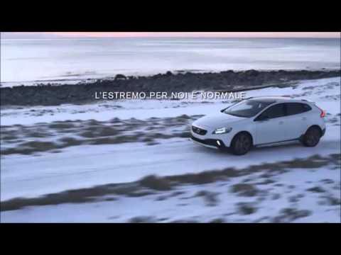 Guidicar e Volvo V 40 Cross Country Vieni a provarla