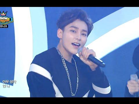 UNIQ - Falling In Love, 유니크 - 폴링 인 러브, Show Champion 20141022