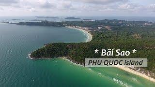 Bãi SAO ở Phú Quốc 2017   flycam địa điểm Du lịch Phu Quoc island cảnh bãi biển đẹp   ZaiTri