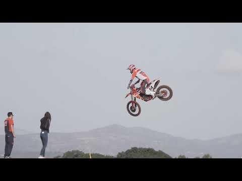 Herlings, Tom Vialle & Hofer RAW Red Sand motocross winter training