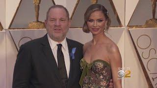 Weinstein In Overseas Rehab As Wife Moves Toward Divorce