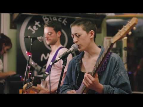 Frankie Cosmos LIVE at Jet Black Cat Music