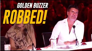 Simon Hits Most CONTROVERSIAL Golden Buzzer Ever! Your WTF Moment?