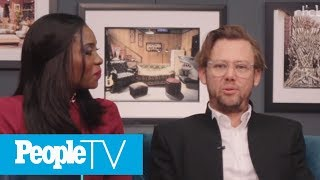 Jimmi Simpson On The Uncomfortable Thing He Did On 'Black Mirror' | PeopleTV | Entertainment Weekly