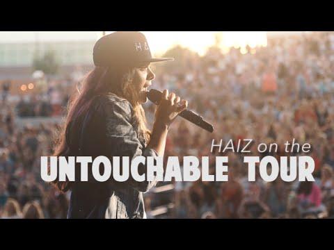 HAIZ - Untouchable Tour Recap