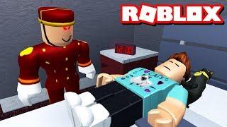 HOTEL ESCAPE OBBY!!   Roblox Adventures