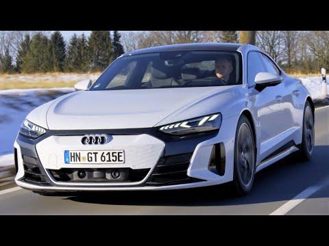 YIL Model 2022 Audi e-tron GT – Luxury Electric Sportback Teknik ve Özellikleri