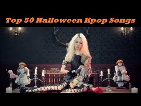 Top 50 Halloween Kpop Songs