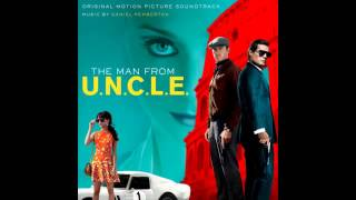 The Man from UNCLE (2015) Soundtrack - Take You Down
