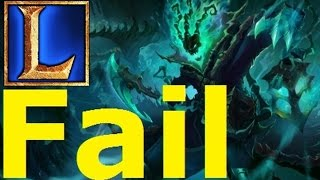 FUNNY PLAYS 6 - League of Legends
